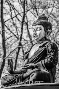 buddha--siddhartha-gautama--in-black-and-white-colin-utz